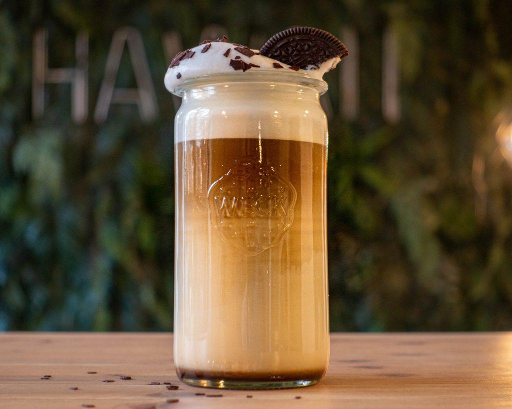 Latte Hawaii